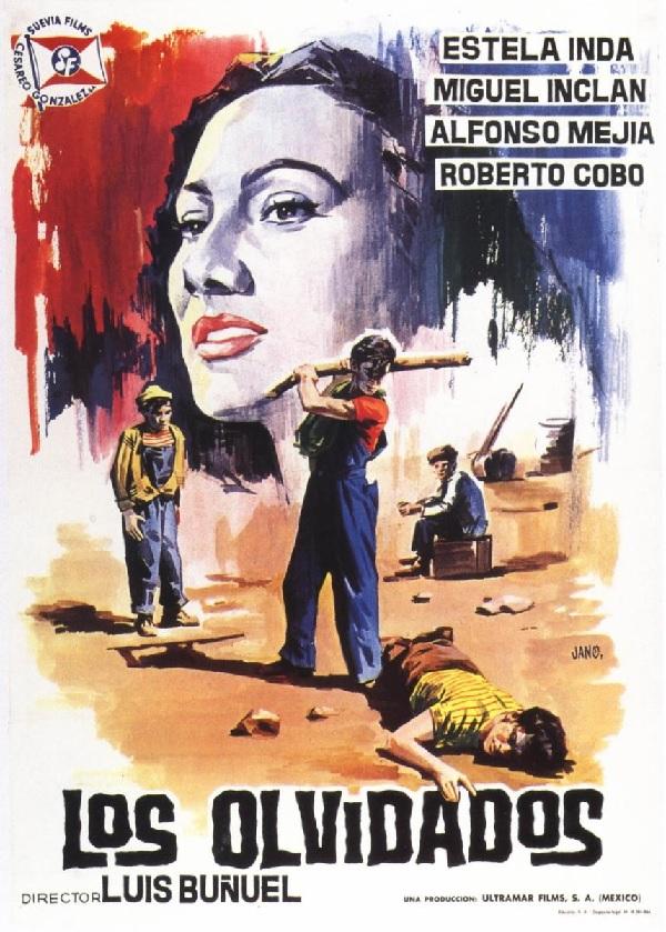 Los olvidados (1950), de Luis Buñuel