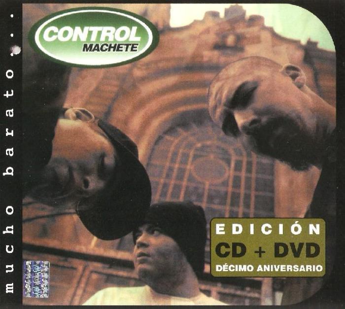 Mucho barato (1996), de Control Machete
