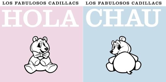 Hola/Chau (2001), de Los Fabulosos Cadillacs