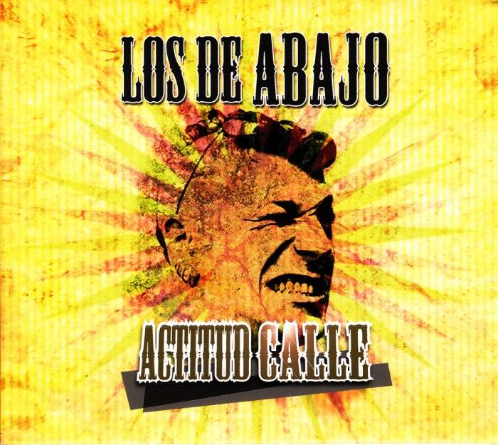 Los de Abajo - Actitud Calle_front