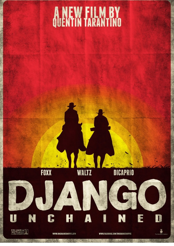 Django Unchained (2012), de Quentin Tarantino