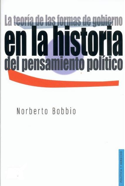 La historia de las formas de gobierno
