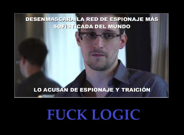 SnowdenFuckLogic