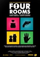 Four Rooms, de Quentin Tarantino, Robert Rodríguez, Allison Anders y Alexandre Rockwell: http://wp.me/p2BEIm-1aI
