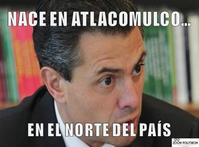 Nace en Atlacomulco