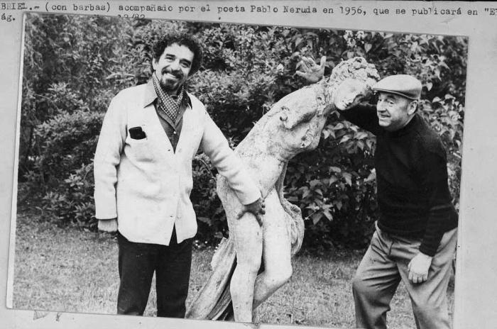 Gabo y Pablo