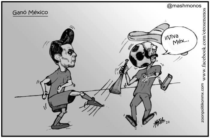 Ganó México