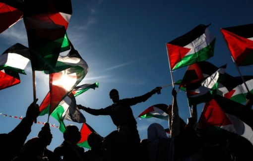 Palestina Bandera