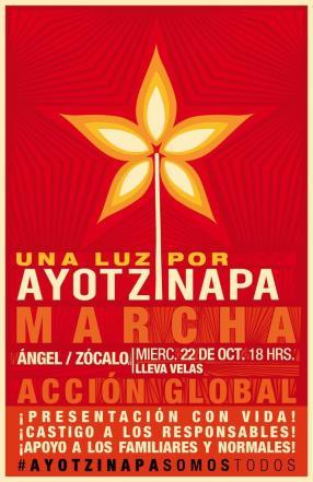 ayotzinapa22oct