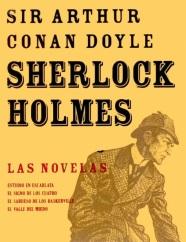 Sherlock Holmes las novelas