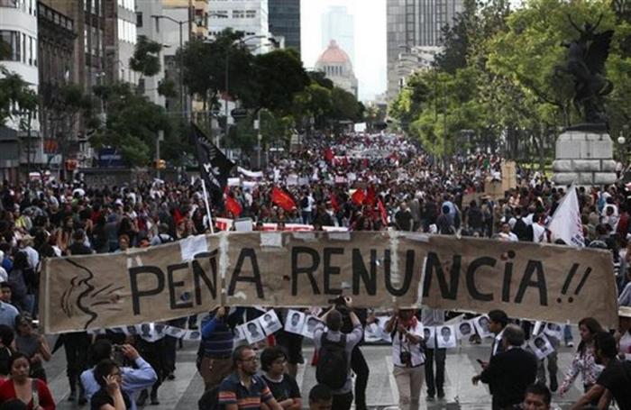 Peña Renuncia