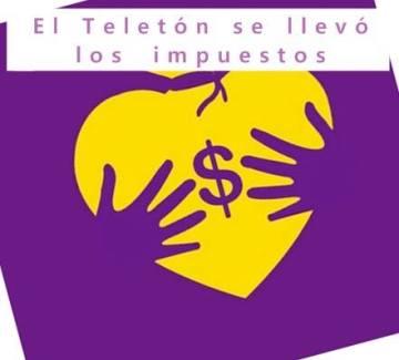 El Teletón se llevó los impuestos