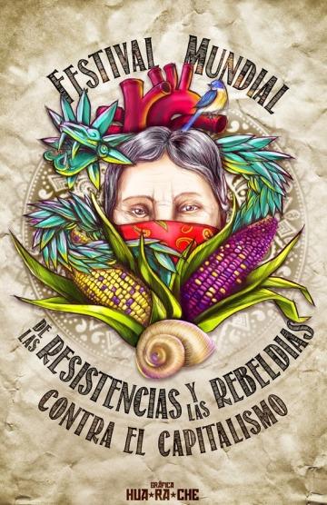 FESTIVAL RESISTENCIAS y Rebeliones NAHUAL