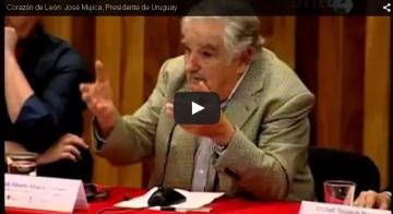 pepe mujica corazón de león youtube