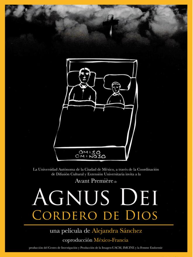 Angus Dei (Cordero de Dios), de Alejandra Sánchez