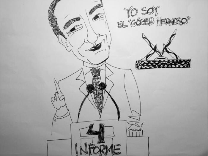 Moreno Valle y su próximo informe, de F. Carolina Ibaladi
