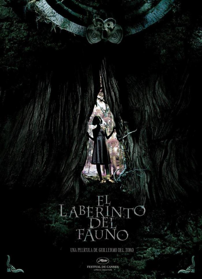 El laberinto del fauno, de Guillermo del Toro