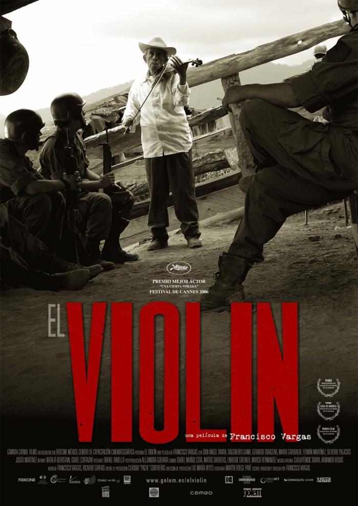El violín, de Francisco Vargas Quevedo