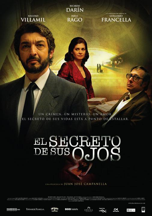 El secreto de sus ojos, de Juan José Campanela