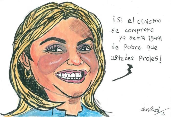 La first lady, de Candiani