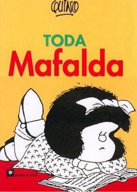 Toda Mafalda, de Quino