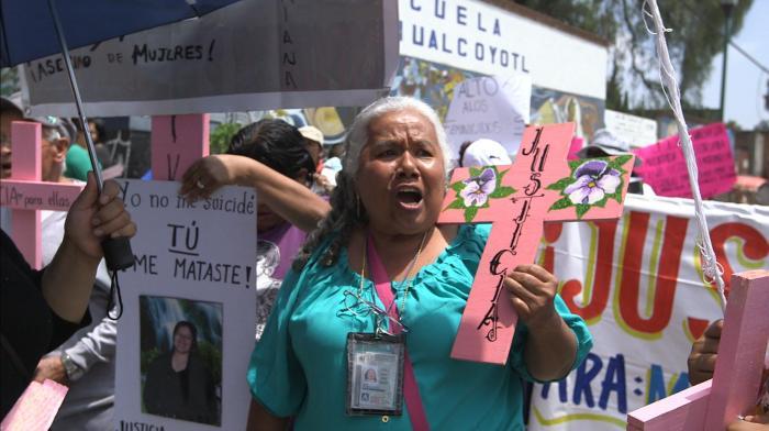 Los feminicidios en el Estado de México, de Vice News