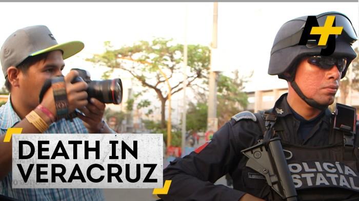 Periodistas están bajo ataque en México