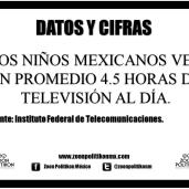 Niños y TV en México