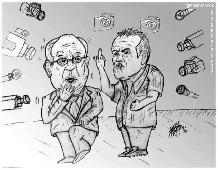 Diálogo político de altura, de Mash